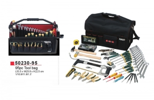 Сумка механика с набором инструмента 95 предметов
