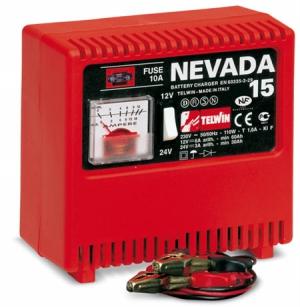 Зарядное устройство NEVADA 15,~ 230V/12-24V/6-3А