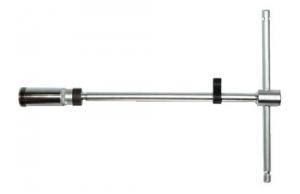 """3/8"""" Ключ свечной с шаровым карданом, L=500мм, на 20,6мм."""