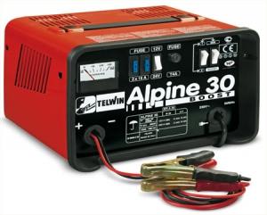 Зарядное устройство ALPINE 30 BOOST,~ 230V/12/24V/30A (с функцией Быстрая зарядка)