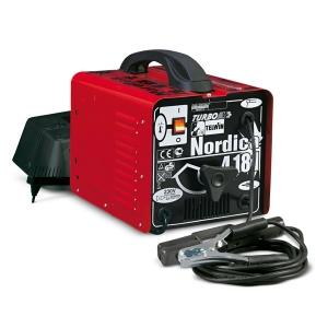Сварочный аппарат NORDICA 4.181 TURBO с электродом MMA, перемен.ток 230V/55-160А (шт.)