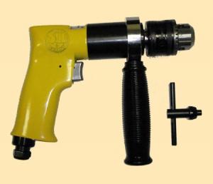 Пневмодрель с цанговым патроном 800 об/мин (шт.)