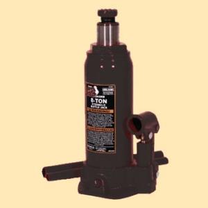Домкрат бутылочный гидравлический (8 т) (шт.)