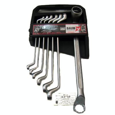 Набор накидных ключей в пласт. держ. 7 предметов
