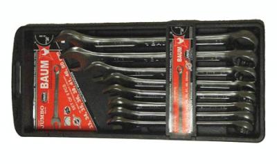 Набор комбинированных ключей 8пр.33-50мм