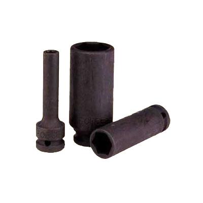 "1/2"" Головка 12-ти гранная для пневмоинструмента L=85mm 17 мм.."