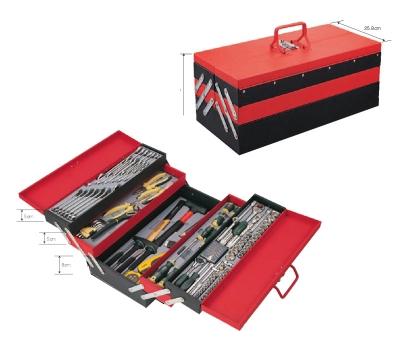 Ящик с набором инструмента 101 предмет (шт.)