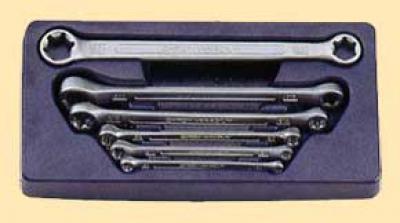 Набор ключей под звёздочку 6 предметов