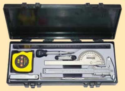 Набор контрольно измерительного инструмента 9 предм. F5096