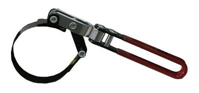 Фильтросъёмник накидной, ленточный с рычагом, для (D=60-73mm)