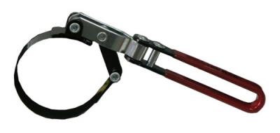 Фильтросъёмник накидной, ленточный с рычагом, для (D=95-111mm)