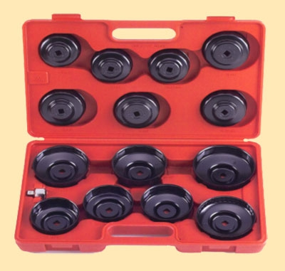 Фильтросъемники чашечные 15 предметов