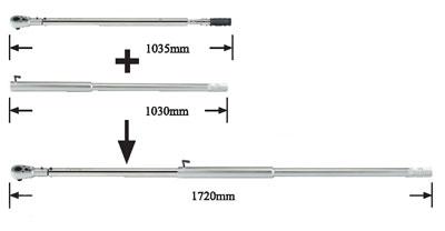 Ремкоплект трещотки для динамометрического ключа 647A602