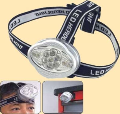 Диодная лампа с креплением на голову и магнитом