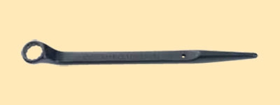 Ключ силовой, накидной 30mm c тонкой ручкой