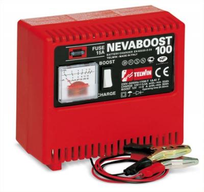 Зарядное устройство NEVABOOST 100,~ 230V/12V/5,5А(9А при Быстрой зарядке)