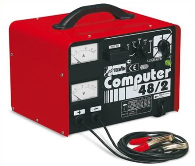 Универсальное зарядное устройство COMPUTER 48/2 PROF  , ~ 230V/ 6-12-24-36-48V/7-20-20-20-18А