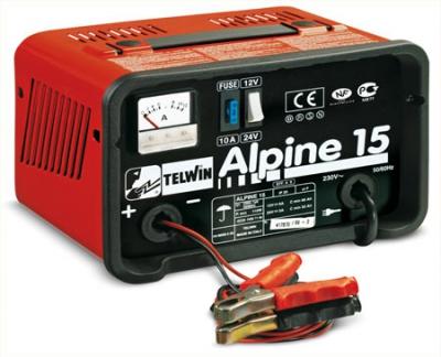 Зарядное устройство ALPINE 15,~ 230V 12-24V/6-3А