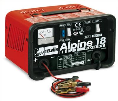 Зарядное устройство ALPINE 18 BOOST 230V/12-24V/ 14-8А(шт.)