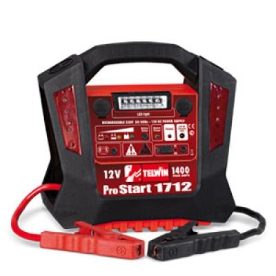 Портативное пусковое устройство с аккумулятором PRO START 1712 12V