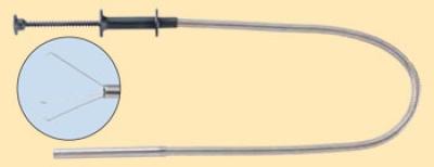 Гибкий пинцет-шприц L=560 mm (шт.)