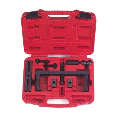 Съемник шкивов D A68мм & B90мм и L A40-120мм & B132-195мм набор 9пр.