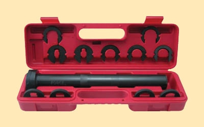 Набор штифтов для регулировки внутр. рулевой тяги 12 пр
