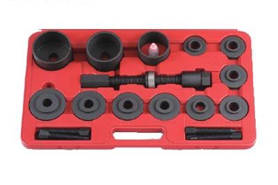 Набор для снятия/установки колёсных подшипников 4WD, с оправками 20пр