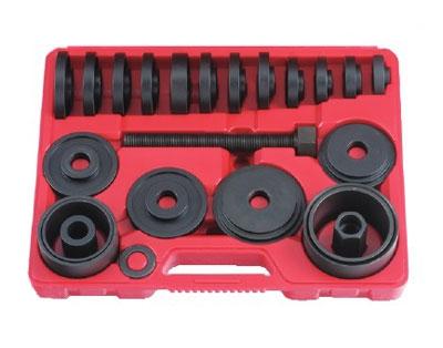 Набор для снятия/установки колёсных подшипников 2WD, с оправками 24пр