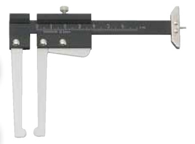 Штангель для измерения толщины тормозного диска