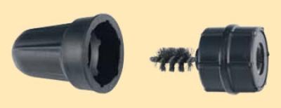 Зачистка контактов АКБ с ёршиком.L=95mm (шт.)