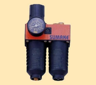 """1/4"""" мини фильтр воздушный с регулятором и распылителем (шт.)"""