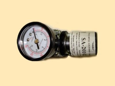 "1/4"" Регулятор давления с манометром"