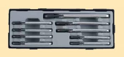 Набор накидных разъёмных ключей от 8-22 мм. 8 предм (шт.)