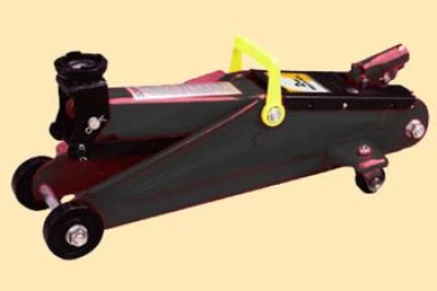 Домкрат подкатной гидравлический в кейсе (2 т) Hmax=380мм (шт.)
