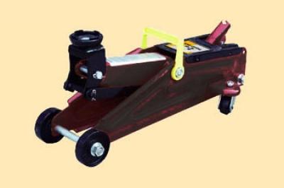 Домкрат подкатной гидравлический в кейсе (2 т) Hmax=350мм (шт.)