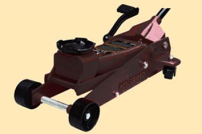 Домкрат подкатной гидравлический с педалью (3 т) Hmax=500мм (шт.)