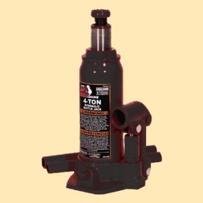Домкрат бутылочный гидравлический (4 т) (шт.)