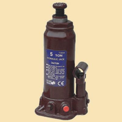 Домкрат бутылочный гидравлический (5 т) (шт.)