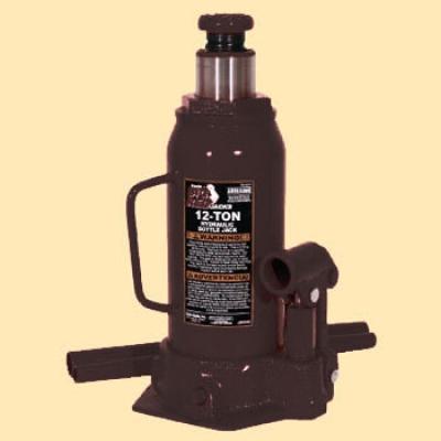 Домкрат бутылочный гидравлический (12 т) (шт.)