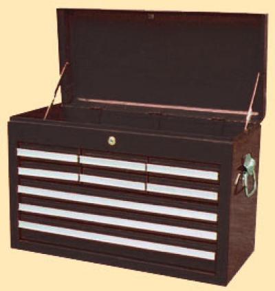 Ящик инструментальный 9 выдвижных секций (шт.)