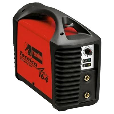 Сварочный аппарат TECNICA 164 с инвертером, с электродами MMA и TIG, постоянный ток.230V/5-150А в кейсе (шт.)