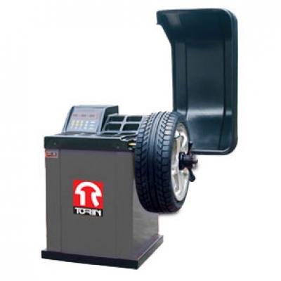"""Станок балансировочный, автоматический, колёсный для дисков с 10"""" по 24"""""""