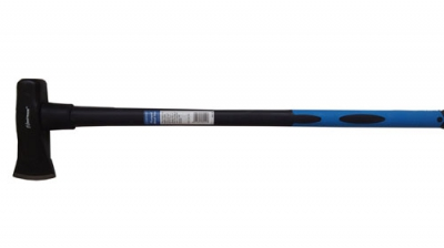 Топор-Колун 2700г кованный на круглой, фибергласовой ручке L=910мм