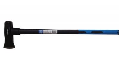 Топор-Колун 3600г кованный на круглой, фибергласовой ручке L=910мм