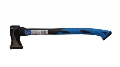 Топор-Колун 1000г., кованный с расширителем, на фибергласовой ручке L=600мм
