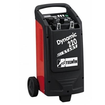 Пуско-зарядная установка DYNAMIC 220 START 230V/12-24V пуск мах.180А (шт.)