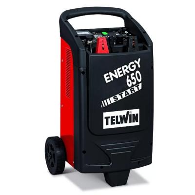Пуско-зарядная установка 3х фазная ENERGY 650 START 230-400V/12-24V пуск мах.1000А (шт.)