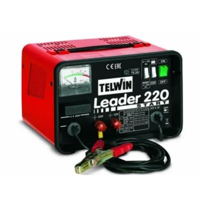 Пуско-зарядное устройство LEADER 220 START 230V/12-24V/30А пуск мах.180А (шт.)
