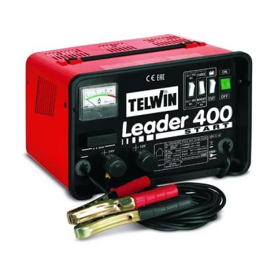 Пуско-зарядное устройство LEADER 400 START 230V/12-24V/45А пуск мах. 300А(шт.)